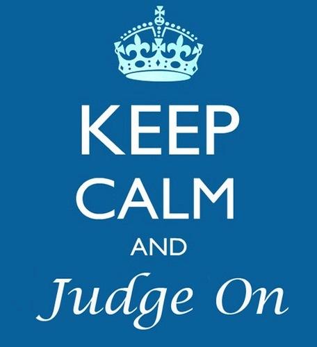 Judging. TSM.