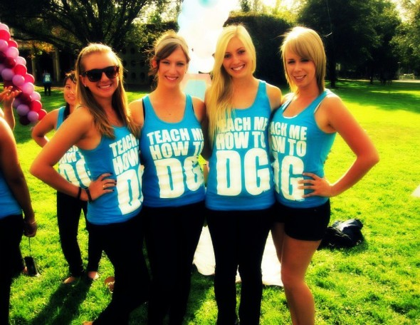 Feeling nostalgic when looking through photos of past bid days. Can't wait for Fall 2012! TSM.