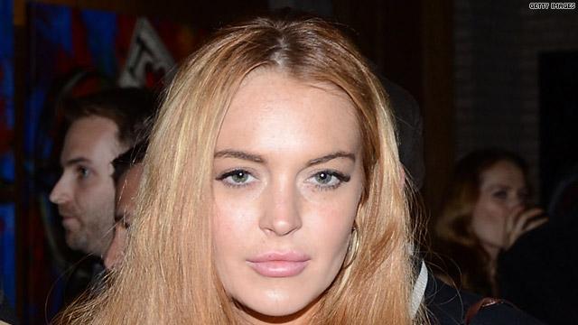 Lindsay Lohan Chateau