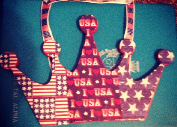 Crafting for America. TSM.