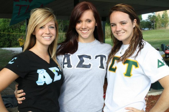 Spending the next semester obsessed with my littles before they get their own. TSM.