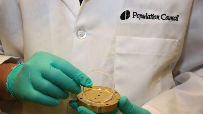 Researchers Develop Anti-HIV Vaginal Ring
