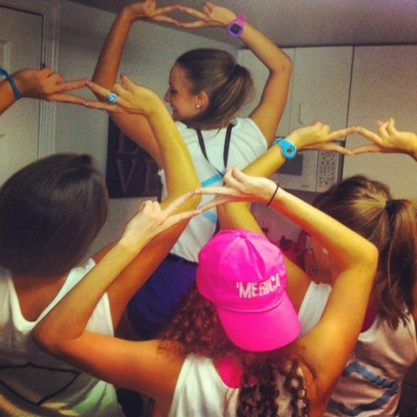 Just throw what you know. TSM.