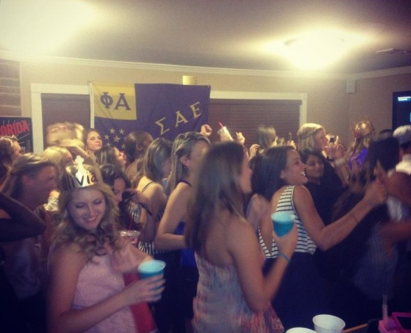 The party doesn't start until we walk in. TSM.