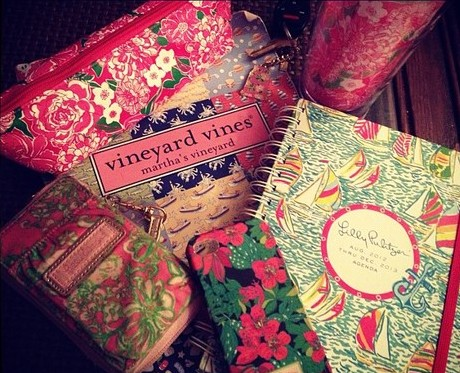 My school supplies have more class than most of the people at my school. TSM.