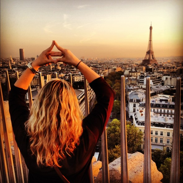 Throw what you know wherever you go. TSM.