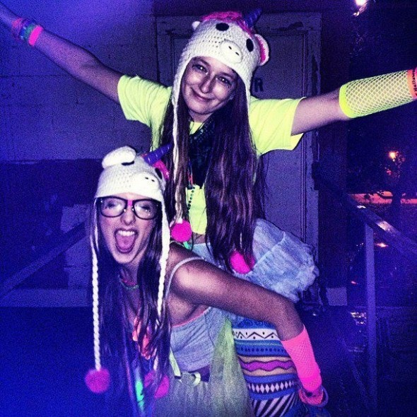 Kappas know how to RAVE. TSM.