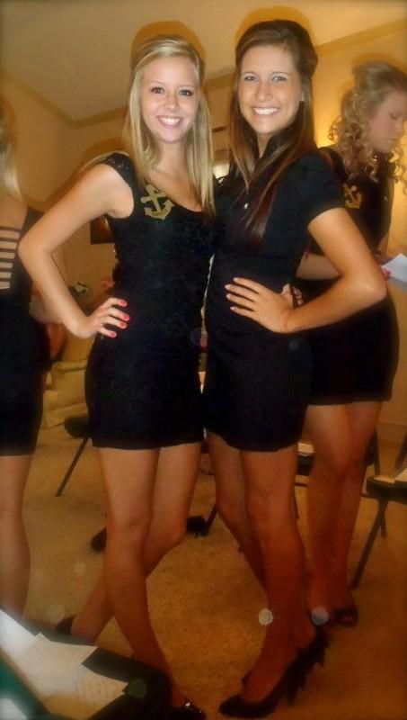 Little black dress. TSM.