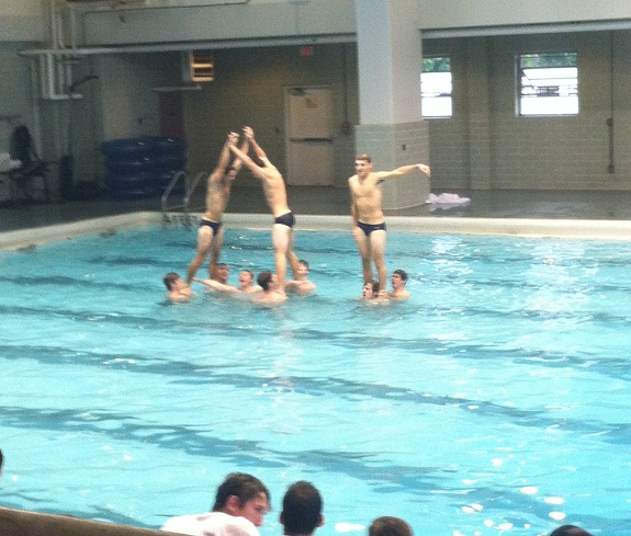 Happy anchor splash. TSM.
