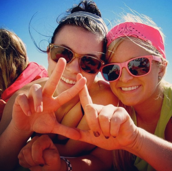 Now that finals are over our minds can switch gear to Spring Break planning! TSM.