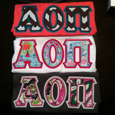 Lilly, Vera, and Chevron all in one package. TSM.