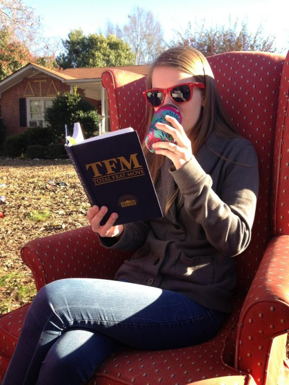 Pre-Super Bowl reading done right. TSM.