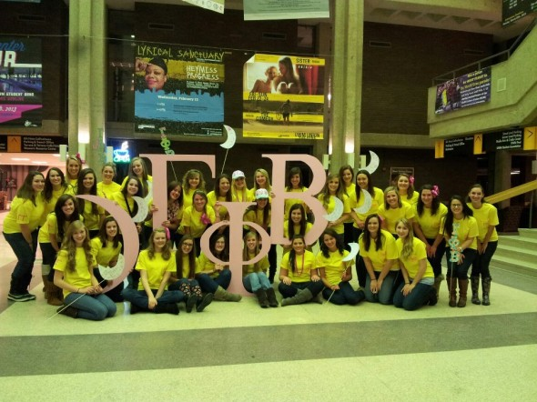 Lucky to be a GPhiB. TSM.