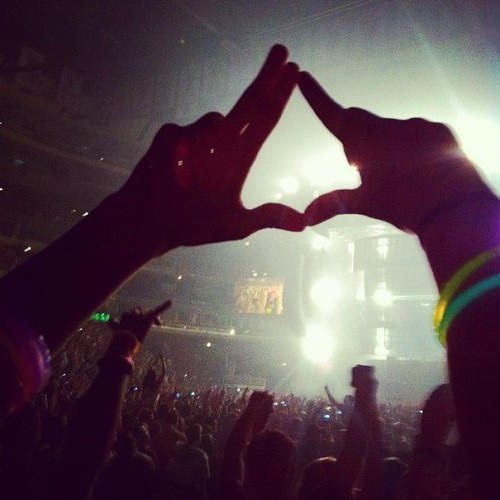 Throwing what you know at Swedish House Mafia. TSM.
