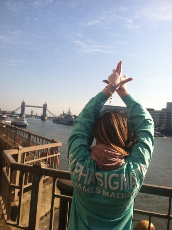 Throw what you know everywhere you go. TSM.