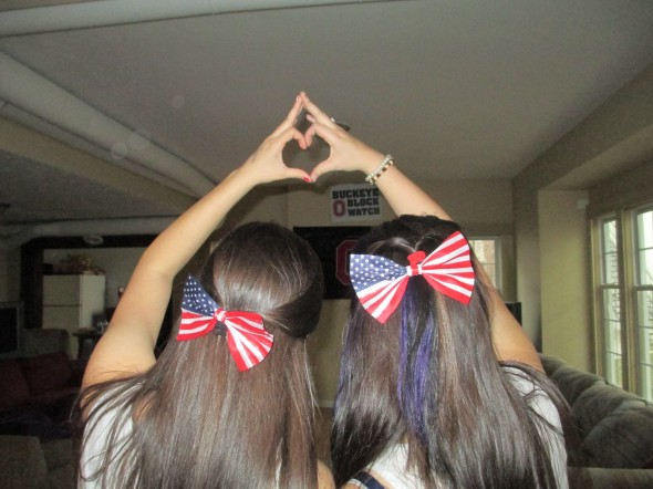 Throw what you know and support the country you love. TSM.