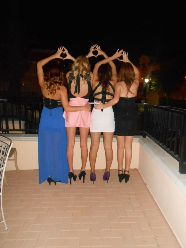 Throwing what we know at Phi Delt's formal. TSM.