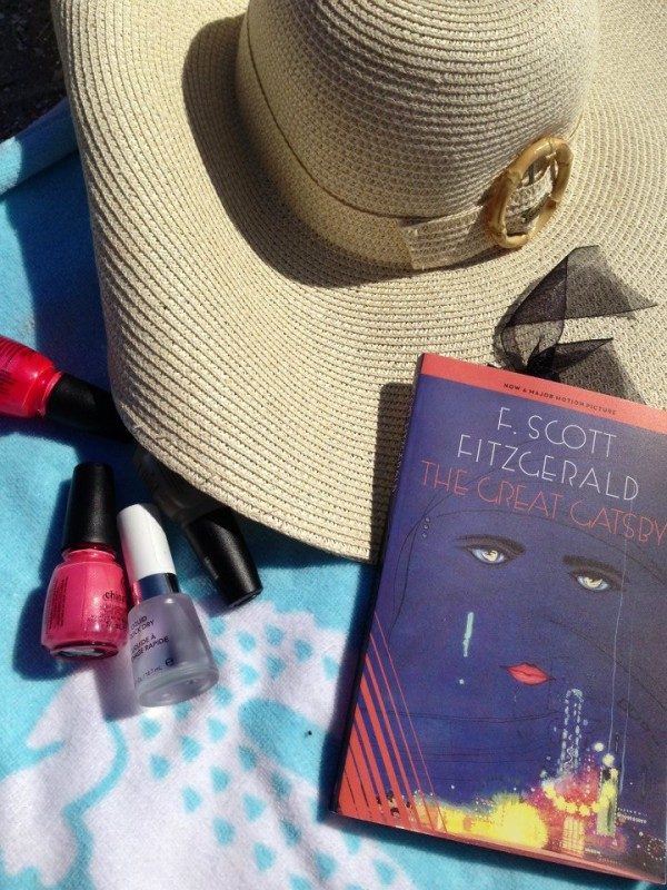 Lilly, Lacoste and a little bit of Gatsby. TSM.