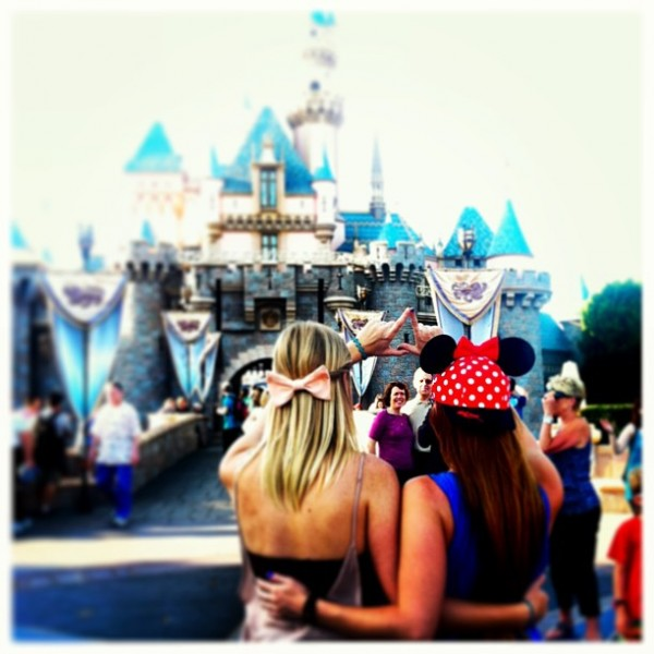 Throwing what we know at the happiest place on earth. TSM.