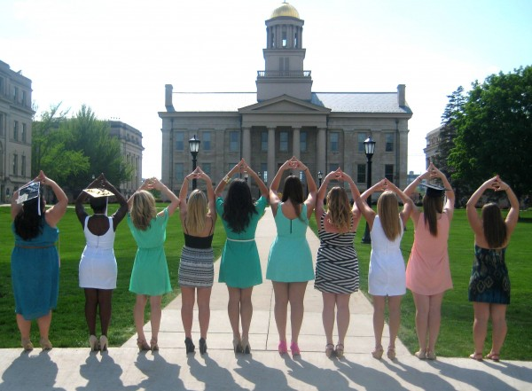 Throwing what we know on campus one last time before graduation. TSM.