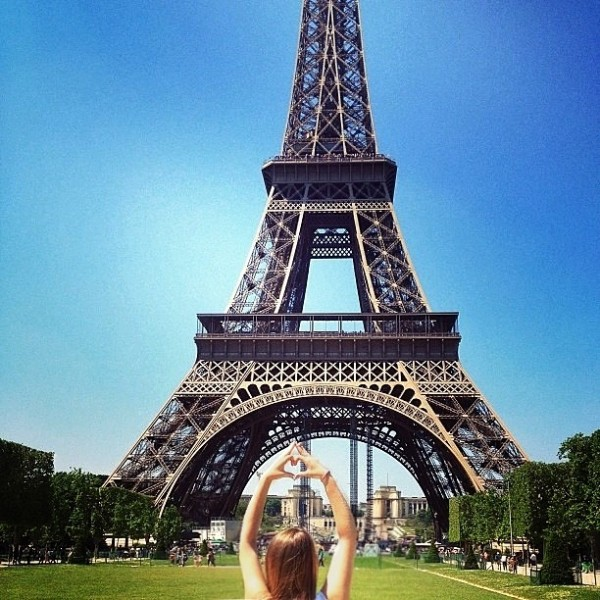 Throw what you know in Paris! TSM.