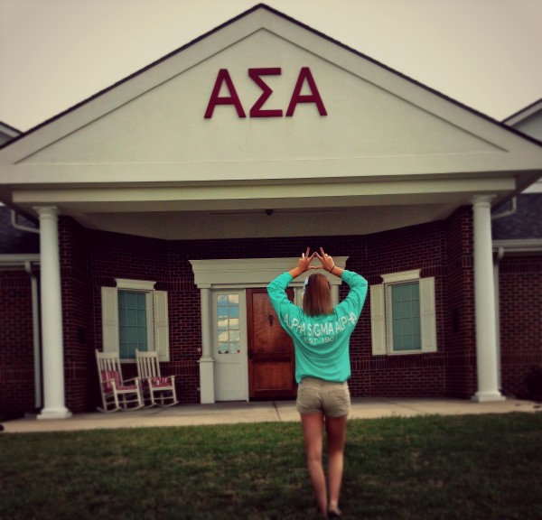 Throwing what you know in a spirit jersey and bow while visiting national headquarters. TSM.