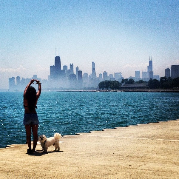 CHIcagO my favorite place in the world. TSM.