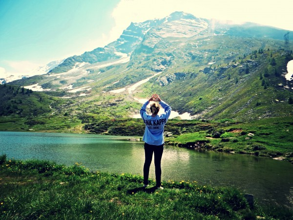Throwing what I know in the Swiss Alps. TSM.