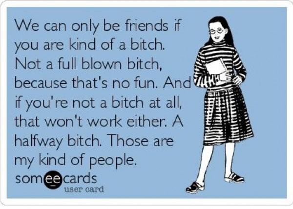 Those are my kind of people. TSM.