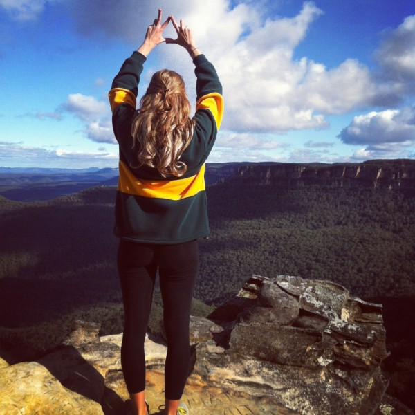 Throw up what you know everywhere you go. TSM.