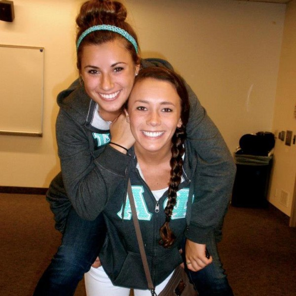 Counting down the days until you get to see your big again. TSM.