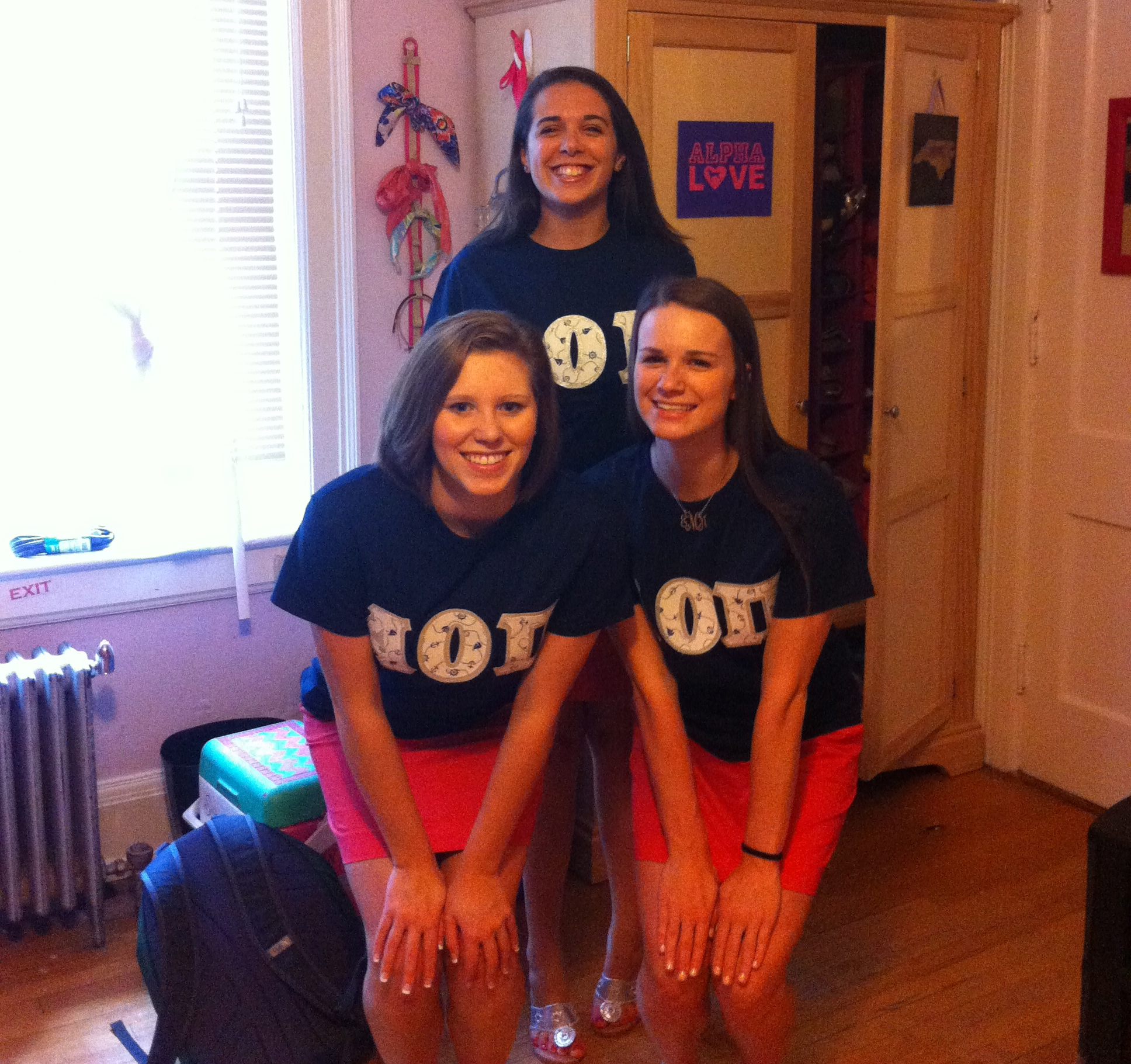 Total Sorority Move | Were perfectly functional. TSM.