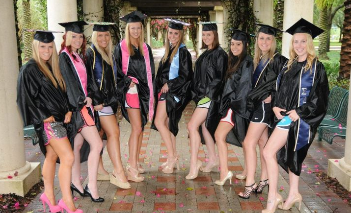 Sorority Girls Are Not Stupid