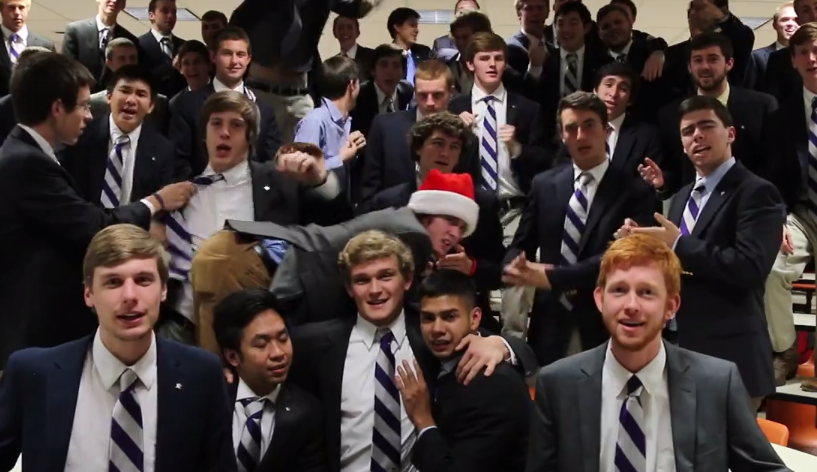 UT Fraternity Taylor Swift Blank Space Video
