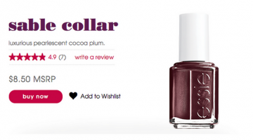 What Your Nail Polish Color Says About You