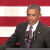 Obama sings Shake It Off