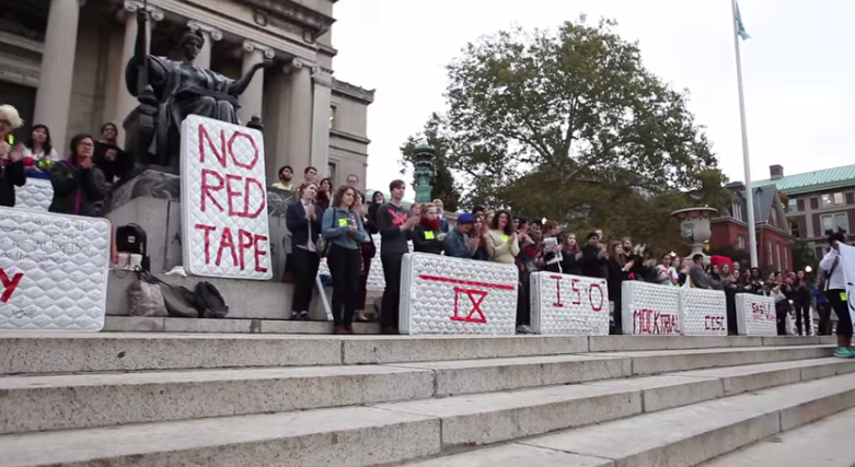 The Sobering Trailer For This New Documentary On Campus Rape Is Bone-Chilling
