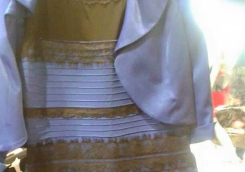 17 Amazing Tweets About #TheDress That Will Make You Super Jealous You Didn't Think Of Them First