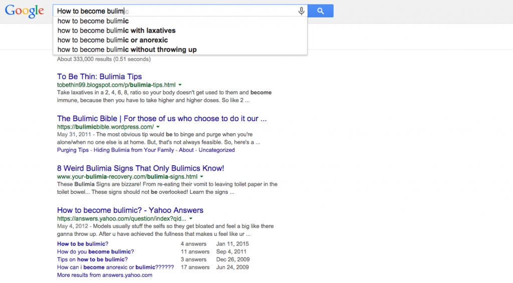 I Googled