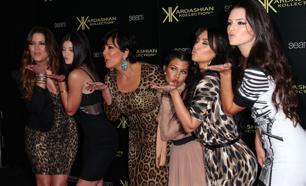 Kardashians Sign Record-Breaking $100 Million Dollar TV Deal, Will Continue Being Famous For No Reason For The Next 4 Years