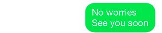 no punctuation