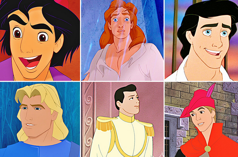 An Artist Turned Disney Princes Into Silver Foxes And We Are Freaking Out
