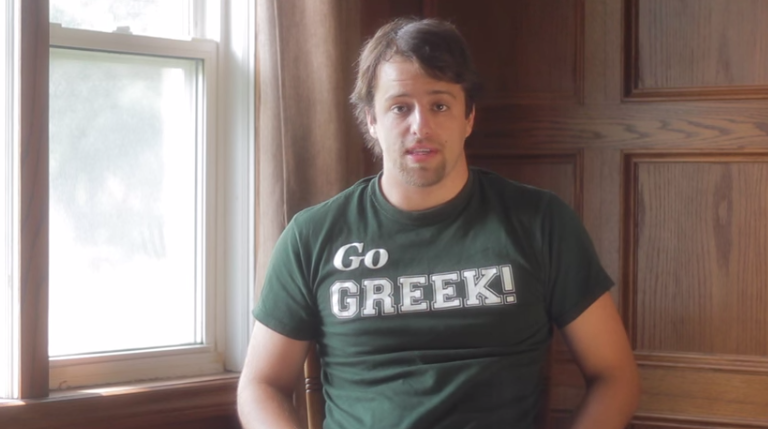 Sigma Chi At The University of Waterloo Produces Powerful Video On Sexual Assault