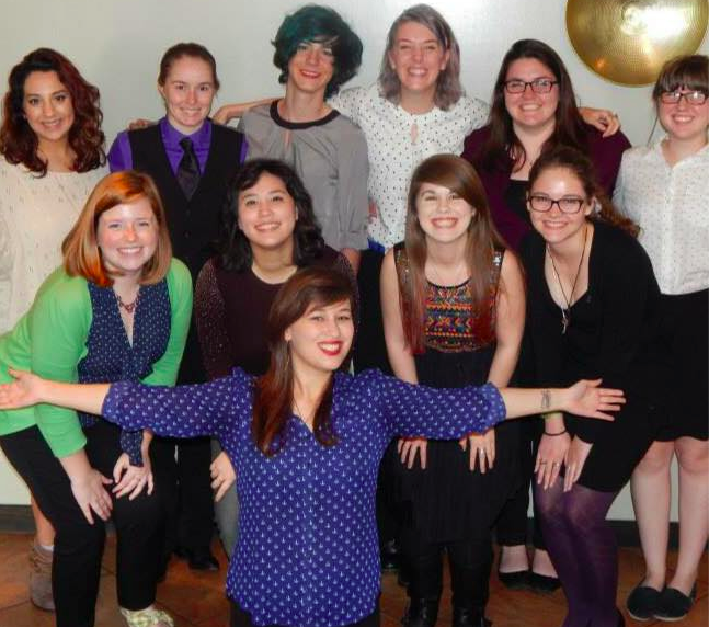 UT Austin Establishes LGBTQ+ Sorority, Proves That There's Room For Everyone In Greek Life