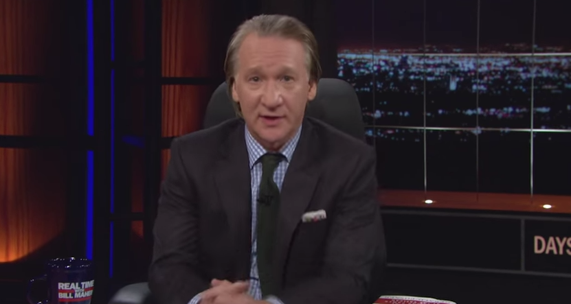 Bill Maher Goes On Most Aggressive Frat-Hating Tirade Of The Week