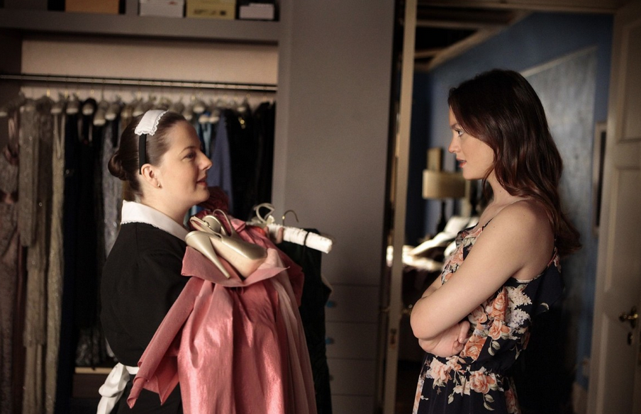 Blair And Dorota Are Friends In Real Life And Everything Is Right In The World