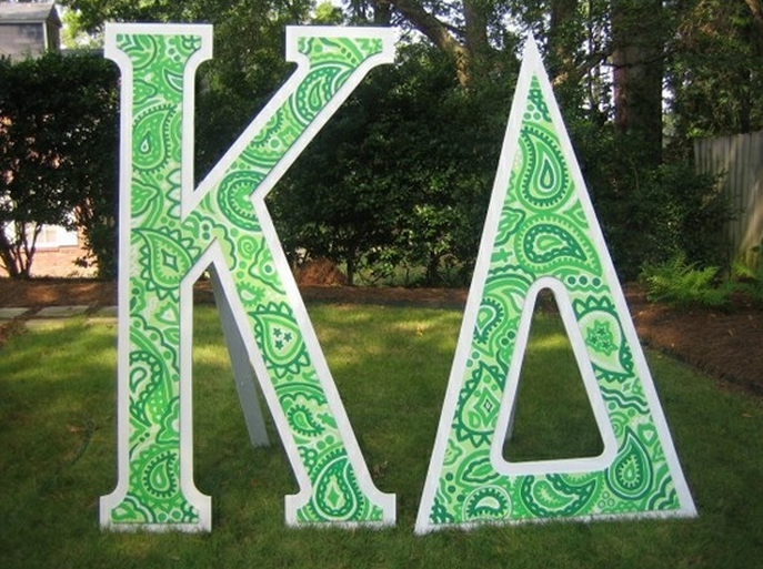 Kappa Delta At High Point University Got Caught Writing ALL Over Yik Yak