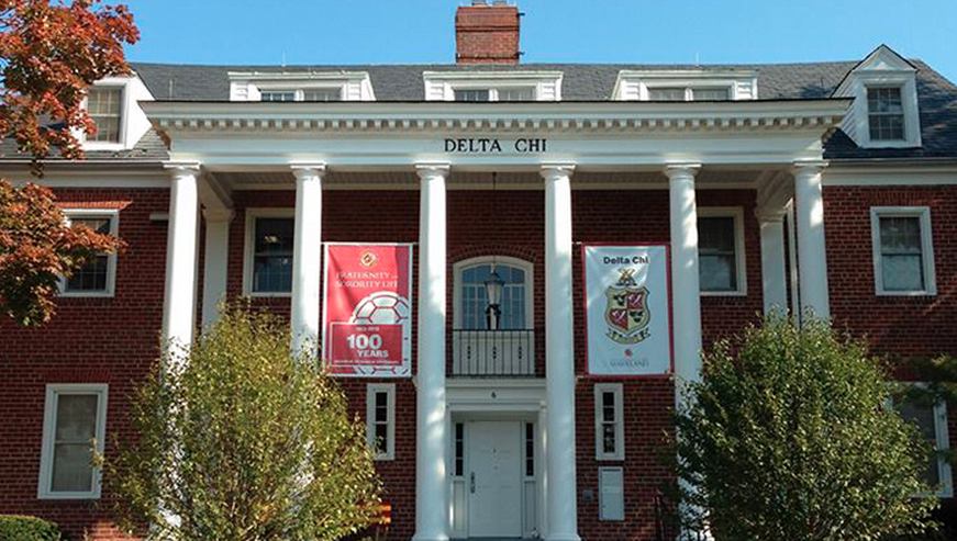 University Of Maryland Delta Chi Literally Kicked Off Campus For Being Upstanding Gentlemen