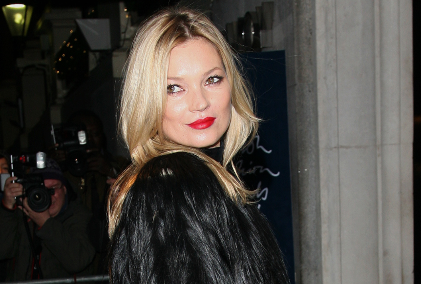 Kate Moss Is Refused Alcohol While Traveling, Calls Pilot