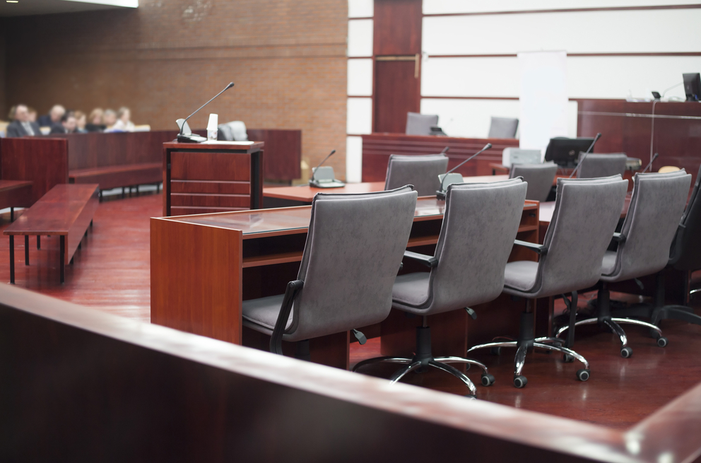 Judge Declares Mistrial After Female Juror Wouldn't Stop Flirting With Defendant